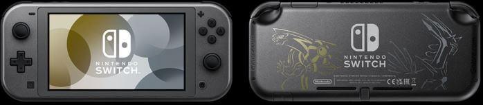 寶可夢 晶燦鑽石 明亮珍珠 Nintendo Switch Lite,帝牙盧卡,帕路奇亞」