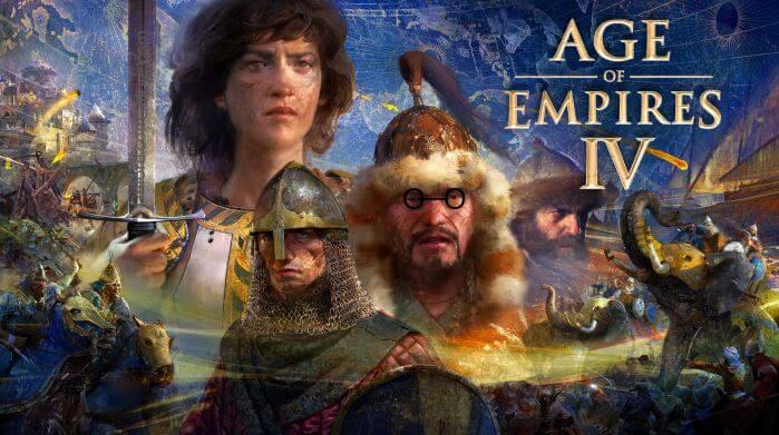 世紀帝國4,AOE4,發行,上市