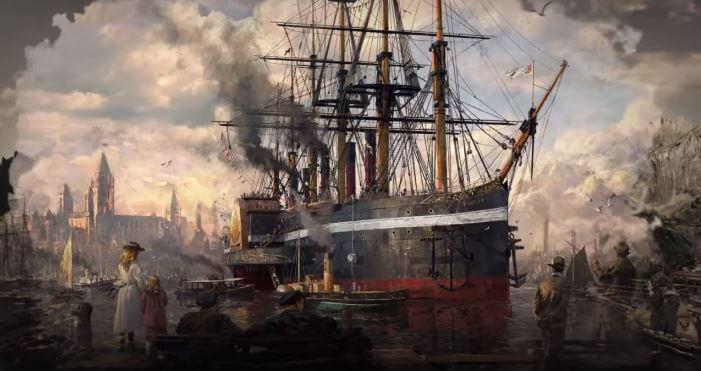 美麗新世界 1800 (紀元 1800)