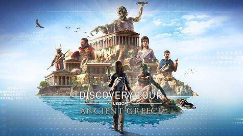 《刺客教條 奧德賽》發現之旅:古希臘 @game.gnlore.com