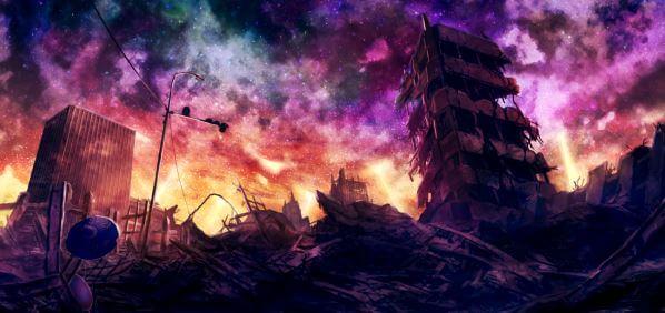 BLACK STELLA (ブラックステラ)-東京大崩壞