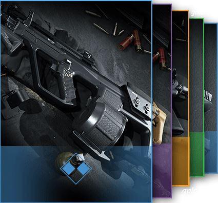 《決勝時刻:現代戰域》戰爭通行證組合包