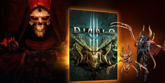 暗黑破壞神2:獄火重生,Diablo II: Resurrected,d2r,萬惡之源珍藏組合