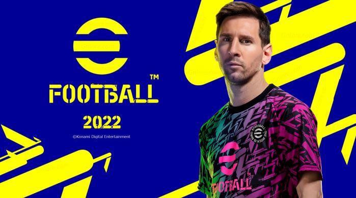 eFootball 2022,發行,公測,開服,官網,下載