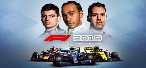 一級方程式賽車 (F1 2019)