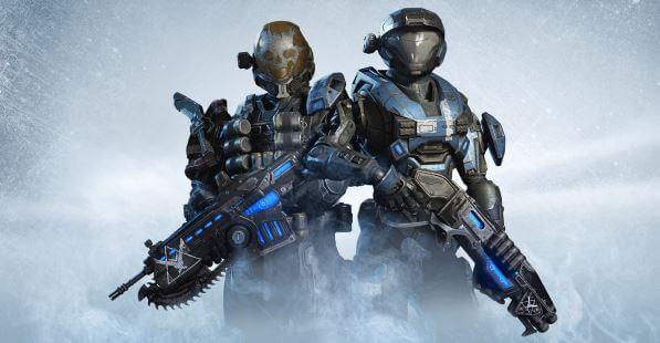 戰爭機器 5 (Gears 5)-角色套件-Halo: Reach