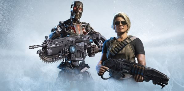 戰爭機器5 角色套件-終結者黑暗命運