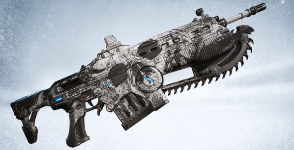 戰爭機器5 向量騎兵突擊步槍塗裝