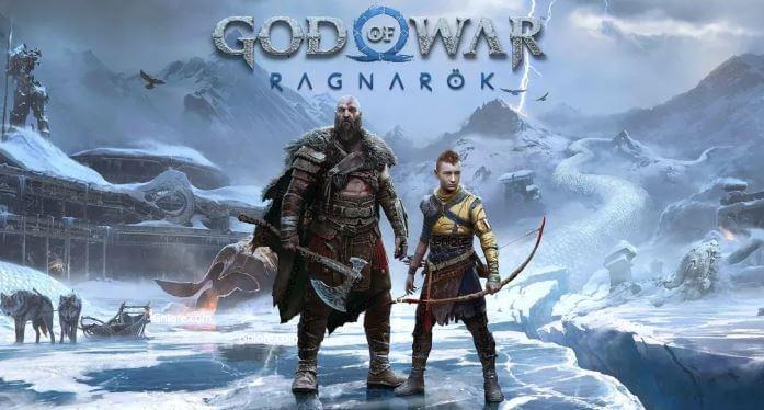 戰神:諸神黃昏,God Of War Ragnarok