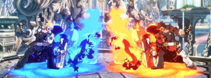聖騎士之戰 奮戰,索爾與凱的特殊色