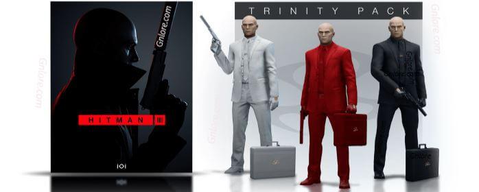 《刺客任務3》標準版、預購「三合一組合包」
