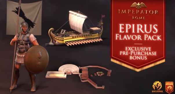 統治者: 羅馬(Imperator: Rome)-預購禮品