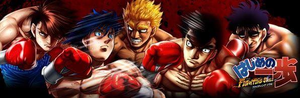 第一神拳 FIGHTING SOULS,はじめの一歩 FIGHTING SOULS,Gnlore.com