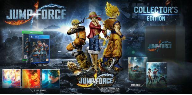 JUMP FORCE-典藏版