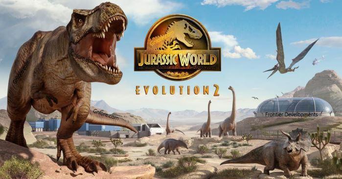 侏羅紀世界 進化2
