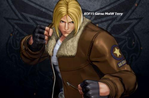 《拳皇15/格鬥天王15/KOF15》DLC服裝「餓狼傳說狼之印記特瑞(泰利)」