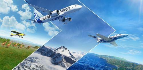 微軟模擬飛行,模擬飛行2020 Microsoft Flight Simulator