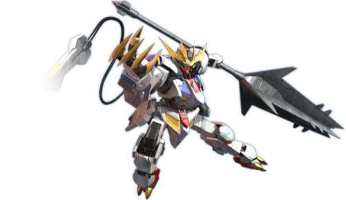 《機動戰士鋼彈 極限 VS. 極限爆發》天狼王型獵魔鋼彈, 首批特典, 早期購買 @game.gnlore.com