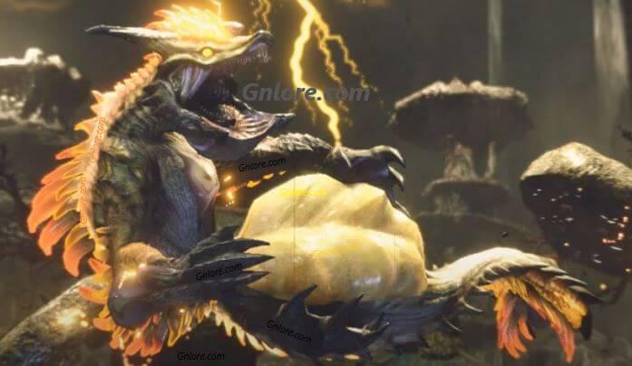 魔物獵人 崛起,雷神龍