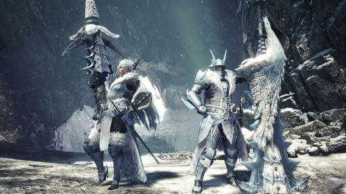 魔物獵人世界-霜刃冰牙龍裝備套裝, game.gnlore.com