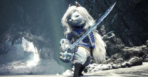 魔物獵人世界-霜刃冰牙龍隨從裝備套裝, game.gnlore.com