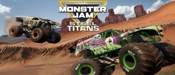 怪物卡車 鋼鐵泰坦 (Monster Jam Steel Titans)