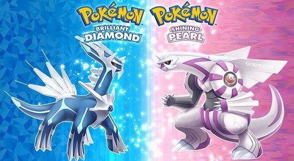 寶可夢 晶燦鑽石/明亮珍珠