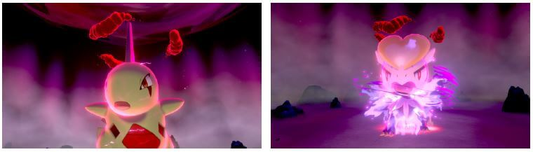《精靈寶可夢 劍 / 盾》特別道具序號 - 極巨結晶