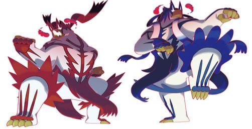 《寶可夢 劍/盾》武道熊師-超極巨化
