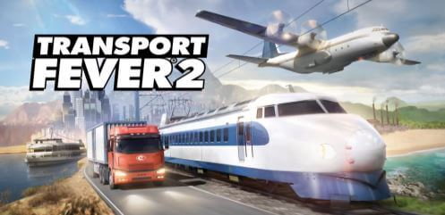 《運輸狂熱 2 (Transport Fever 2)》