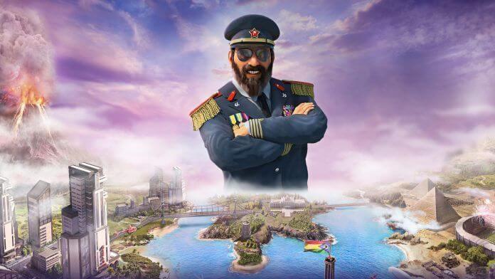 總統萬歲 6 (Tropico 6) (海岛大亨6)