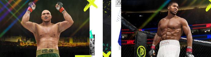 《終極格鬥冠軍賽4 (UFC 4)》預購-泰森·福里&安東尼·約書亞