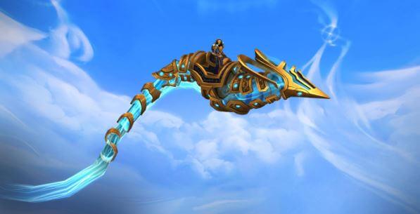 《魔獸世界: 暗影之境》蘊魔永恆龍鰻
