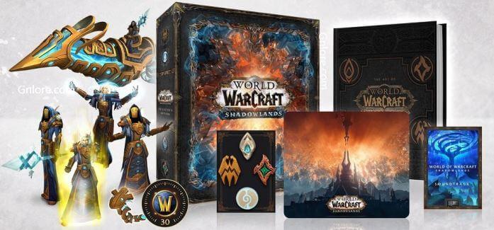 魔獸世界:暗影之境-典藏版
