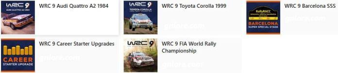 世界拉力錦標賽9(WRC 9)-豪華版