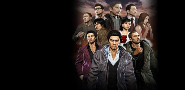 人中之龍5 實現夢想者 HD (Yakuza 5 HD)